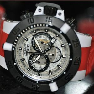 FIRM PRICE-RARE Fusion Collection Subaqua Watch